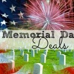 Memorial Day Freebies and Deals List AND THANK YOU 5/26/14
