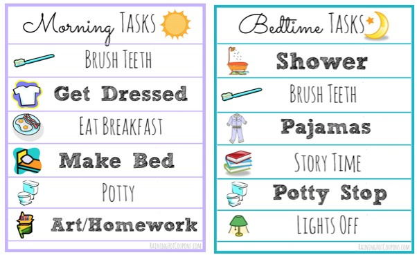Calendar Maker Target Kids App Maker Toca Boca Debuts Its First Techcrunch Free Morning And Bedtime Routine Printable Lists Perfect