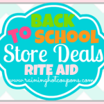 Rite Aid Back to School Deals 7/27/14