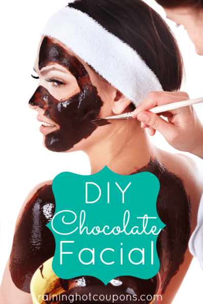 chocolate facial