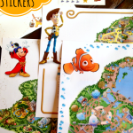 *HOT* FREE Disney Stickers and Keepsake Custom Maps + FREE Shipping (No Credit Card Required!)