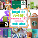 And the Fan of the Week is….(Amazon Gift Card) 6/19