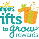 Pampers Gifts to Grow: New 25 Point Code + 100 Points for New Members