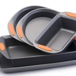 Rachael Ray Oven Lovin' Non-Stick 5-Piece Bakeware Set in Orange $33.99 Shipped (Reg. $100.00)!