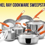 Enter to Win a Rachel Ray II 10-pc. Cookware Set!