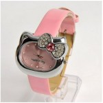 Pink Hello Kitty Watch Only $4.56 + FREE shipping