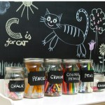 *HOT* Self-Adhesive Chalkboard Liner 18-Inch by 6-Feet Only $7.69!