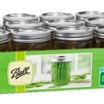 *HOT* Amazon: 12 pack of Mason Jars with Lids Only $9.87 Shipped (Reg. $20.99) + Many Uses!