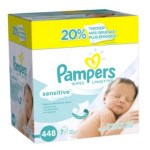 *HOT* Stock-Up Prices on Pampers Baby Wipes (Only $0.02 each Wipe Shipped!)