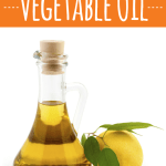 5 Home Uses For Vegetable Oil