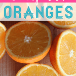 8 Beauty Uses with Oranges