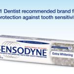 Costco Members: FREE Sensodyne Extra Whitening Toothpaste Sample