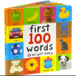 *HOT* First 100 Words Board Book Only $3.30