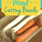 How To Clean Wood Cutting Boards