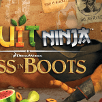 FREE Fruit Ninja: Puss in Boots Android App