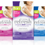 FREE Total Refresh Cooling Body Cloths Sample