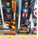 Captain America Action Figure Only $7.96 at Walmart