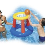 Intex Floating Hoops Basketball Game ONLY $6.30!