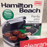 Target: GREAT Clearance Finds – Indoor Grill Only $11 (Reg. $40), Coffee Brewer $23 (Reg. $78!)