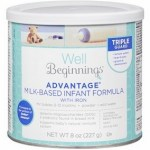 *HOT* Well Beginnings Infant Formula Only $1.99!