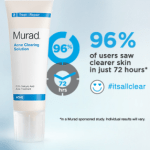 FREE Murad Acne Clearing Solution!