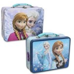 Disney Frozen Embossed Tin Lunch Box Only $9.97 Shipped!