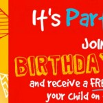 Hometown Buffet: FREE Kids Meal on Birthday