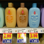 Kroger: Johnson's Baby Products Only $0.99