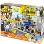 Amazon: Matchbox Big Boots Police Station Only $7.84 (Reg. $19.99!)