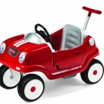 Amazon: Radio Flyer Steer 'N Stroll Coupe Only $69.88 + FREE Shipping (Reg. 109.99)!