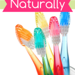 How To Clean Toothbrushes Naturally