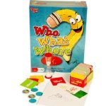 Amazon: Who What Where Jr. Drawing Game Only $9.95 (Reg. $24.99)