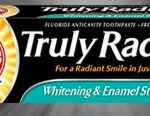 FREE Arm & Hammer Truly Radiant Whitening Toothpaste Sample