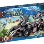 Amazon: LEGO Chima Worriz Combat Lair Only $33.59 (REG. $69.99)!