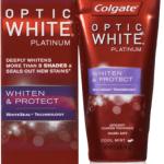 Walgreens: FREE Colgate White Optic Toothpaste (starting 5/4)