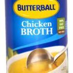 Walgreens: 2 FREE Butterball Chicken Broth