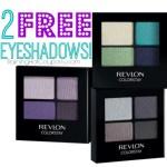 *HOT* CVS: 2 FREE Revlon Eyeshadows!