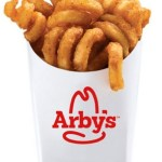 Arby's Coupon: FREE Snack-Sized Curly Fries!