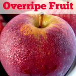 7 Ways To Use Overripe Fruit