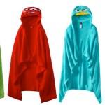 Amazon *HOT* Boys Sleepwear Hooded Wrap Blankets $4.96 (Reg. $34!)