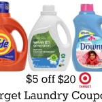 *HOT* Laundry Product Deals at Target