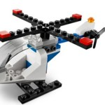 FREE LEGO Helicopter Mini Model (Kids Build at Store!)