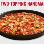 Domino's: *HOT* FREE Medium 2-Topping Pan Pizza