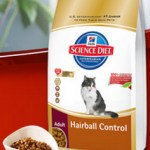 FREE Bag of Hill's Science Diet Hairball Control Cat Food (3,000 Winners)