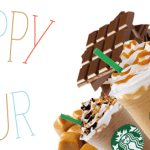 Starbucks: 50% off ANY Size Frappuccino Blended Beverages!
