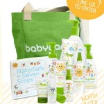 Enter to Win a Babyganics Huge Prize Pack ($220 Value)