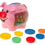Fisher-Price Laugh & Learn: Learning Piggy Bank Only $13.19 (Reg. $21.99)!