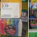 20% Off Crayola Products at Target!