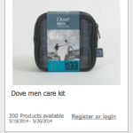 *HOT* FREE Dove Men Care Kit (300 Openings)