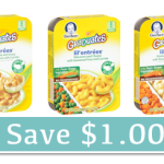 Gerber Graduates Lil' Entrees As Low As $1.65 Each at Walmart and Target